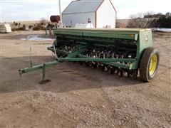 John Deere 8350 Drill