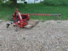 Case 1300 9' 3-Pt Sickle Mower
