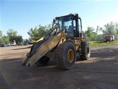 2007 Caterpillar 930G Wheel Loader with High Lift Boom