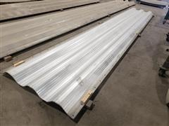 Behlen Galvalume Exterior Sheeting/Windbreak Panels