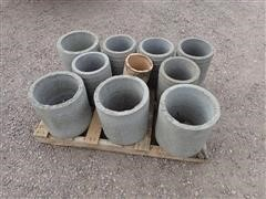 Concrete And Clay Tile