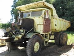 Euclid 91FD Off Road Dump Truck