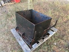 Allis-Chalmers 7000 Series Rock Box Assembly