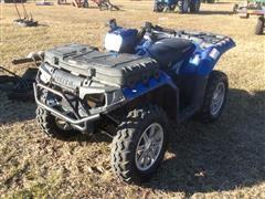 2012 Polaris Sportsman 550 ATV