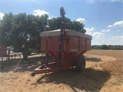 Homemade Grain Buggy