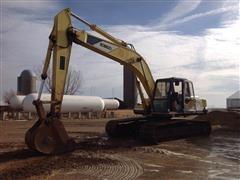 1994 KOBELCO SK200LC Mark III Excavator