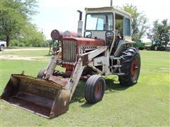 McCormick Farmall F706 2WD Tractor W/Loader