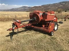 Hesston 4655 Small Square Baler