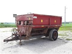 Roorda 312 Feed Mixer Wagon