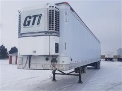 2001 Great Dane 7011TZ-1A 53 T/A Refrigerated Trailer