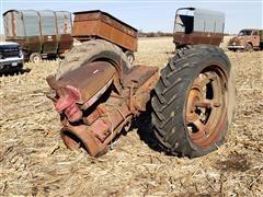 Farmall M 2WD Tractor Parts