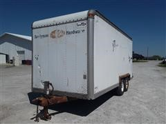 2004 Specially Constructed T/A Enclosed Trailer