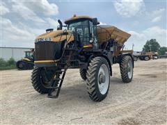 2015 RoGator RG1300B Self-Propelled Spreader