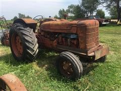 International Farmall WDR-9 Rice Special Tractor