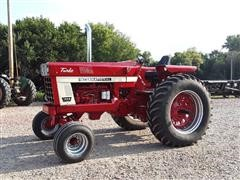 1975 International 1466 2WD Tractor