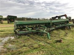 John Deere 750 Qty (2) Grain Drills