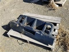 Steiger Front End Weight Bracket