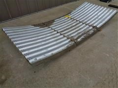 GSI 33' Diameter Grain Bin Bottom Ring Sheets