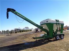 Norwood Seed Shuttle SS290 T/A Bulk Seed Tender