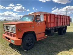 1973 Chevrolet C60 Grain Truck