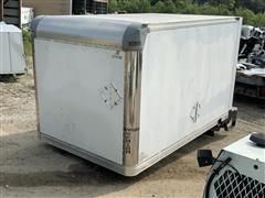 Supreme 14' Van Body /WALTCO Tommy Lift Tailgate