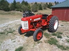 1956 International 300 2WD Tractor