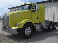 2007 Kenworth T800 T/A Truck Tractor