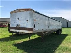 1974 Timpte T/A Hopper Grain Trailer