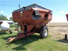 M&W 500 Bu Grain Cart
