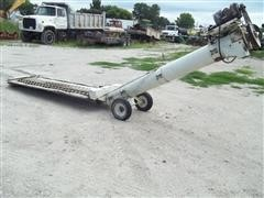 Layco Swing Away Unloading Auger