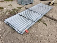 Behlen Mfg Galvanized Windbreak Panels