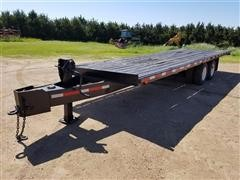 1995 Kiefer ILPF-1825 T/A Flatbed Trailer
