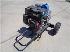 Dayton 3P654C Portable Lagoon/Trash Pump