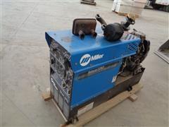 Miller Bobcat 225D Portable Welder/8000 Watt Generator