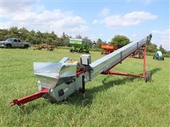 Hutchinson /Mayrath Heavy Duty Portable Conveyor