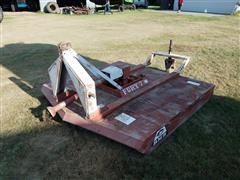BMB Fury FR-7-3 3-Pt Rotary Mower