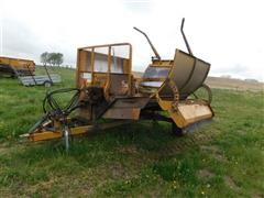 Haybuster 256 II Round Bale Processor