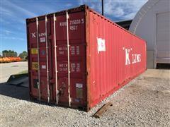 Hyundai HO-HA-1330RI Shipping/Storage Container