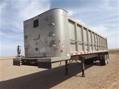 2003 East 35' Hydraulic Tilt T/A Dump Trailer