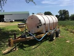 KBH 1000 Gallon Water Wagon