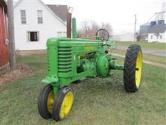 1947 John Deere Model A Tractor