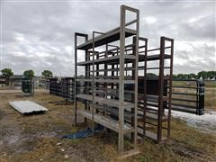 Behlen Heavy Duty Steel Shelves