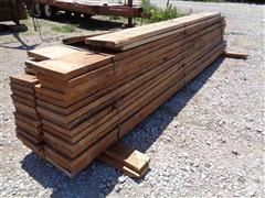 2 X 12 Lumber Various Lengths