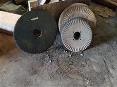 Disk Blades
