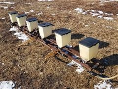 6 Row Insecticide Boxes