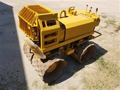 1986 Rammax P33/24 Vibratory Trench Roller