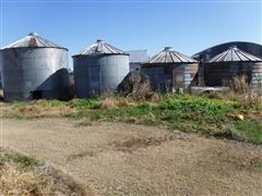 Columbian & Aluminum Grain Bins