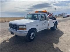 1992 Ford F350 2WD Tow Truck/Wrecker
