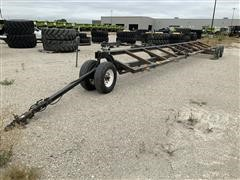 Maurer 40' Header Trailer