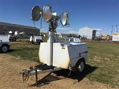 2010 Allmand Mxlh8k Light Tower